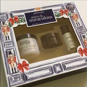 Gift Wrinkle Age Day Night Cream Moisturizerer Eye